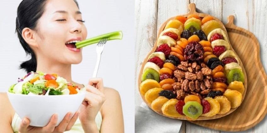 8 món ăn vặt đặc biệt tốt cho các cô gái