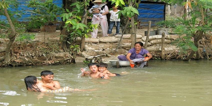 Ngăn chặn đuối nước trong mùa hè