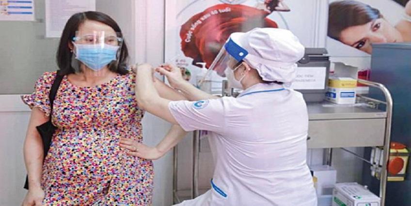 Chăm sóc sức khỏe mẹ bầu trong mùa dịch COVID-19