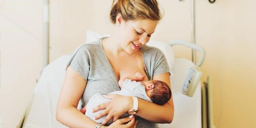 Nuôi con bằng sữa mẹ cải thiện chức năng tim của trẻ sinh non