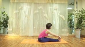 Yoga cơ bản - Tư thế vươn người phía trước