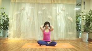 Yoga cơ bản - Tư thế xoay vai