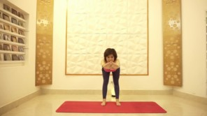 Yoga cơ bản - Tư thế xoay eo