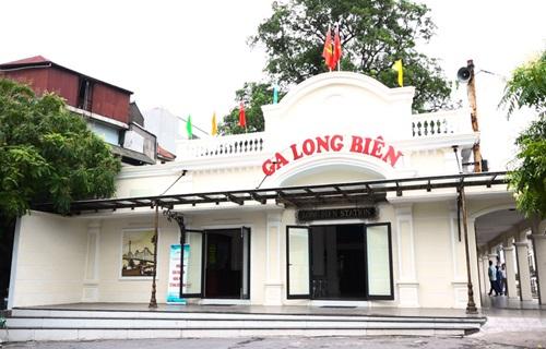 Kiến trúc mới của Ga Long Biên