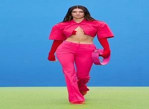 Kendall Jenner trở lại sàn catwalk nhận được gần 5 triệu like