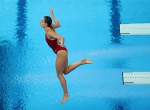 """Người đẹp Olympic nhận điểm 0, nhảy cầu không bằng """"trẻ tắm sông"""""""