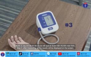 Hướng dẫn sử dụng nhiệt kế, máy đo SpO2 tại nhà để theo dõi sức khỏe bệnh nhân COVID-19