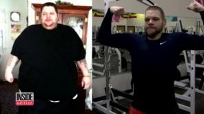 Hành trình chàng béo giảm gần 200 kg sau 2 năm