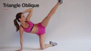7 động tác để có thân hình quyến rũ