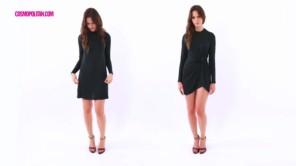 6 cách giúp quần áo rộng trở nên sành điệu hơn