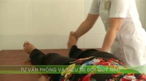 Bài tập chân cho bệnh nhân đột quỵ