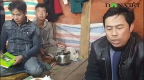 24 Tết, cai thầu bỏ trốn, 37 công nhân không có tiền về quê ăn Tết