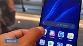 Đây là giao diện của kẻ thay thế Android trong tương lai