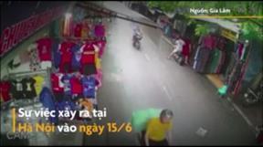 Người đàn ông bị cướp điện thoại khi đang mua hàng
