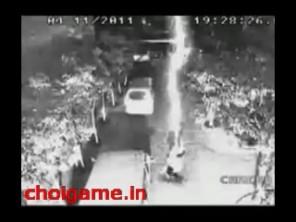 Shock: Người đàn ông 2 lần bị sét đánh không chết