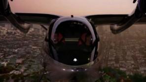 Ra mắt taxi bay chạy điện tại Mỹ