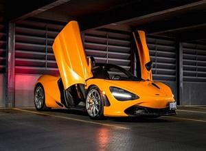 Sieu xe McLaren 720S nat bet sau tai nan