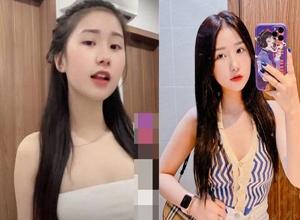 """Ngam nhan sac hotgirl TikTok duoc dan mang dat biet danh """"co vo quoc dan"""""""