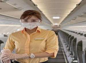 Nữ tiếp viên hàng không dáng cực đẹp, thích diện đồ gợi cảm khoe chân thon dài miên man