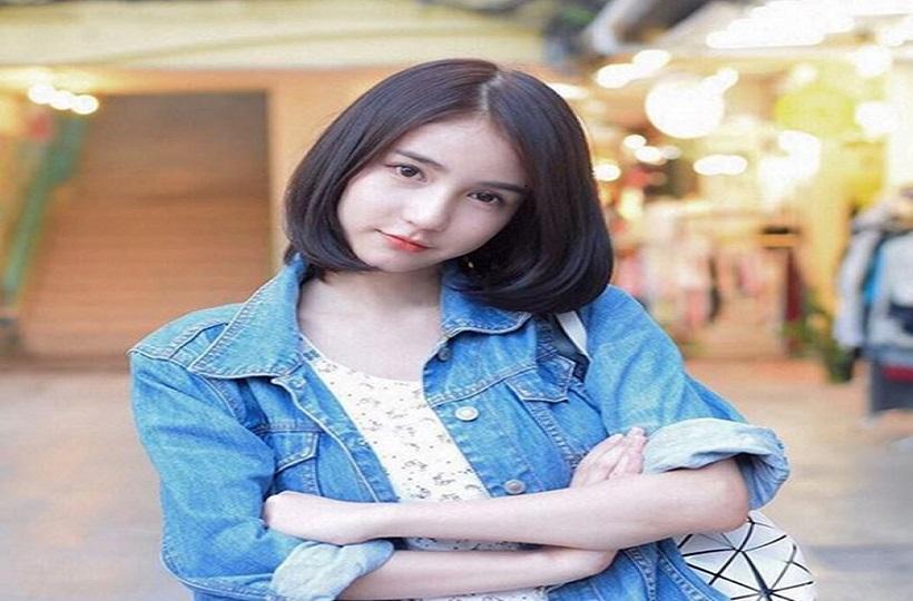 Hot girl Thái vẻ đẹp trong sáng