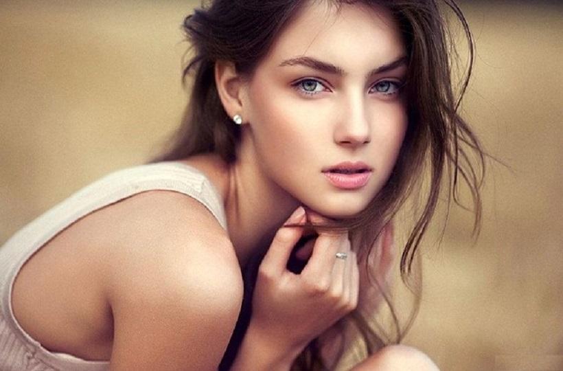 Girl xinh Châu Âu