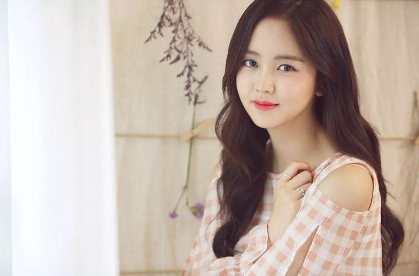 Hình ảnh gái xinh Hàn Quốc dễ thương