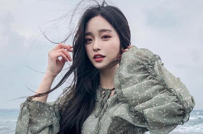 Hot girl Hàn Quốc xinh đẹp khiến dân mang xôn xao