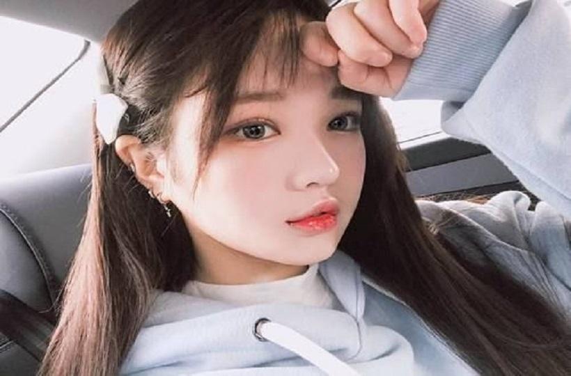 Hot girl Hàn Quốc vẻ đẹp dễ thương