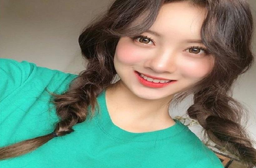 Hot Girl Hàn có làn da đẹp nhất