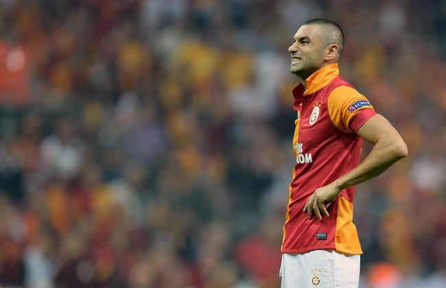 Arsenal, Galatasaray, sát thủ