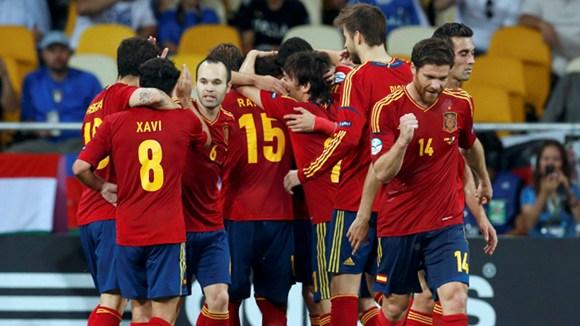 Những cái nhất ở EURO 2012