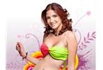 Nhan sắc của Hoa hậu Venezuela vừa bị bắn chết