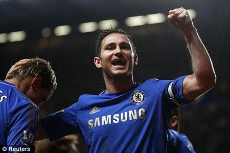 """Chelsea càng """"ruồng rẫy"""", Lampard càng tỏa sáng rực rỡ"""