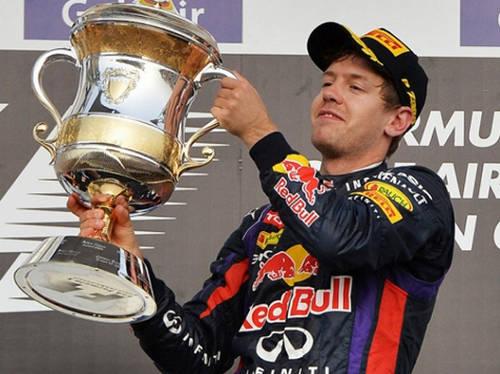 Sebastian Vettel cầm chắc chức vô địch F1 2013 sau chặng đua Japan GP